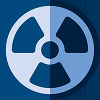 Connecteur électronique, contact pour secteur nucléaire